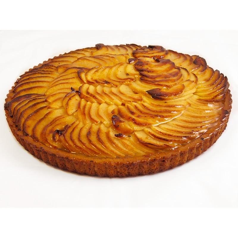 Tarte aux pommes - Dessin de tarte aux pommes ...
