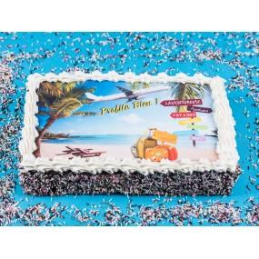 Gâteaux Décors Photos 10/12 personnes