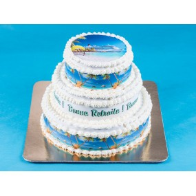 Wedding Cake Photo - 40/56 personnes
