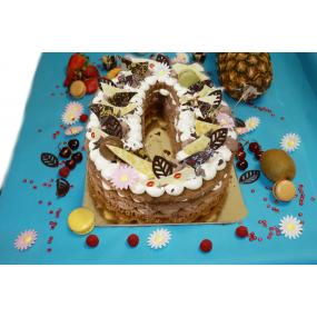 Gâteau / chiffre 20/24 personnes