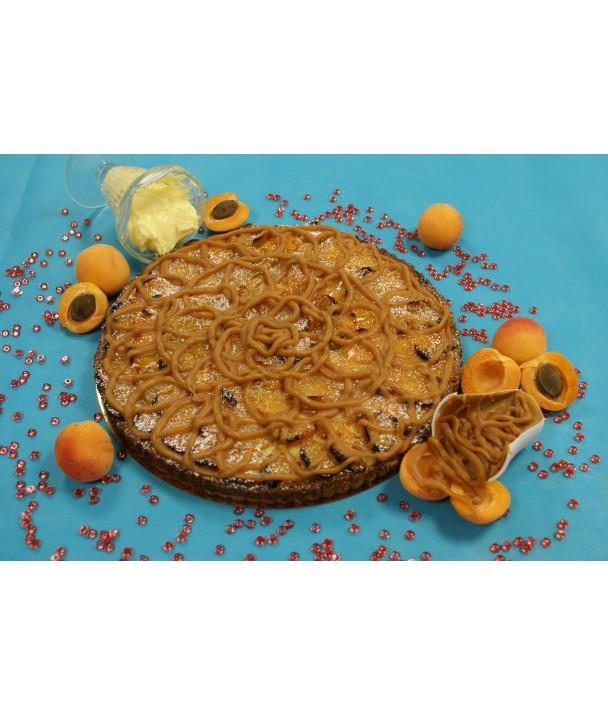 Tarte Abricot Caramel
